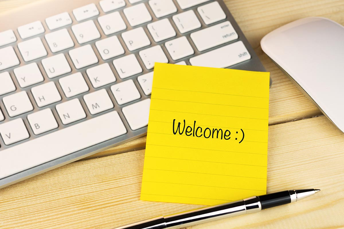 Create an engaging first day at your veterinary practice
