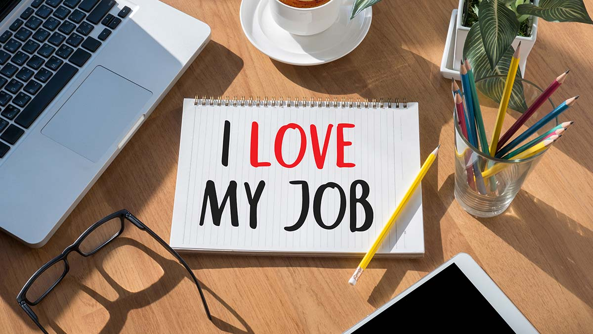 Become an inspired and engaged employee